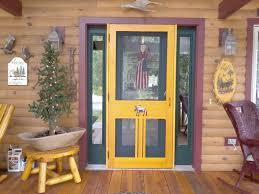 Overhead Screen Doors by Maine Screen Door Home Design