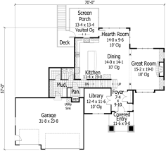 european style house plan 3 beds 2 50 baths 3015 sq ft plan 51 440