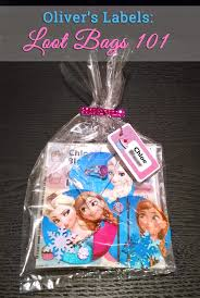 halloween loot bag ideas loot bags design image gallery hcpr