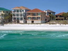 Luxury Vacation Homes Destin Florida Crystal Cabana Destin Vacation Rentals By Ocean Reef Resorts