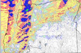Oregon Wildfire Map by Oregon Smoke Information 2017