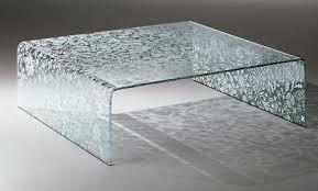 unique glass coffee tables unique etched glass coffee table in interior decor home furniture
