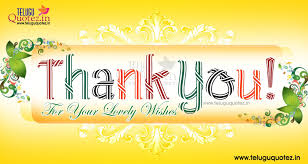 thank you quotes for birthday wishes images teluguquotez in