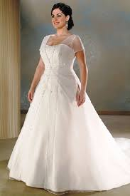 wedding dress for big arms ideas for plus size wedding dresses aelida