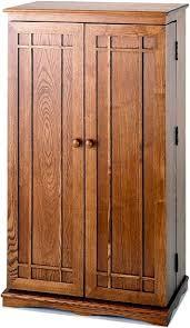 Oak Dvd Storage Cabinet Hardwood 612 Cd 298 Dvd Storage Cabinet Cd Dvd Cabinet Oak