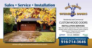 Overhead Door Keyless Entry Elk Grove Overhead Doors Home