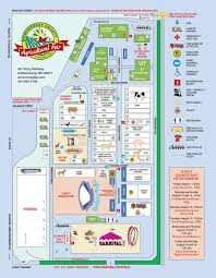 State Fair Map Fairground Map The Montgomery County Agricultural Fair