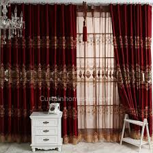 remarkable ideas fancy curtains for living room projects maroon