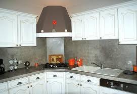 cuisine en chene repeinte repeindre un meuble en chene massif amazing meuble cuisine en