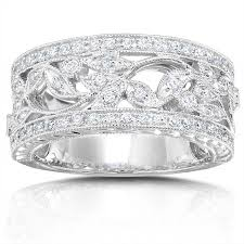 wide wedding bands engagement rings for women show your lasting with a gift of