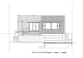 Shed Homes Floor Plans Gallery Of Offset Shed House Irving Smith Jack Architects 15