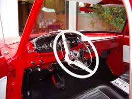 dodge truck dash 1965 custom sports special high performance package