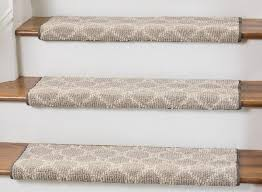 parterre bullnose carpet stair tread with adhesive padding 31