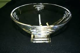 waterford crystal l base waterford crystal bowl gottaketchup com