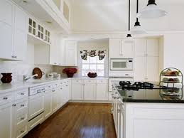White Kitchen Cabinet Refinishing Ideas  Decor Trends - Kitchen cabinets refinished