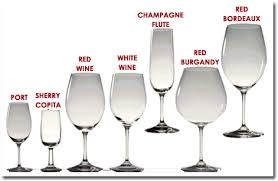 unique shaped wine glasses wine glasses are you using the correct wine glass