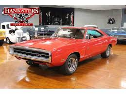 1970 dodge charger 1970 dodge charger for sale on classiccars com 21 available