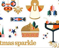 sparkling vanilla christmas cookies recipe bbc good food