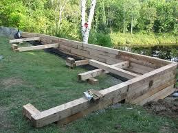 garden designs garden retaining wall design example wood