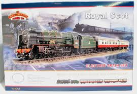 hattons co uk bachmann branchline 30 020 royal scot complete