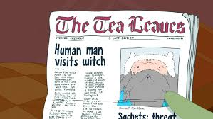 adventure time funny tv tropes