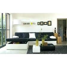 chlo design canap canap design noir et blanc deco et noir canape et