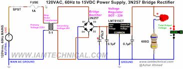 circuit diagram 15v dc power supply u2013 readingrat net