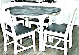 white farmhouse table black chairs white farm table and chairs white farm table chairs lesdonheures com