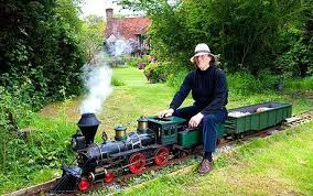 Backyard Trains For Sale by Model Steam Train Toys Pinterest Locomotive Steam