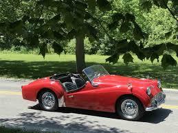1959 triumph tr3a for sale classiccars com cc 1000007
