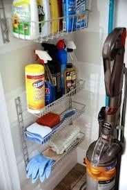 cleaning closet ideas closet cleaning closet organizer closet broom and mop storage