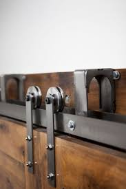 Hardware For Barn Style Doors by Bypass Barn Door Hardware Rustica Hardware