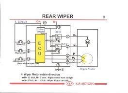rear wiper motor kia owners club forums page 1