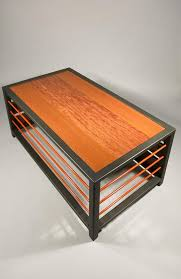 Custom Coffee Table by Award Winning Coffee Table Design By Terrasteel Terrasteel