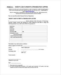 authorization letter to travel using credit card credit card authorization letter for indigo airlines air india