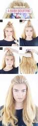 pictures on half up half down hairstyle tutorial cute