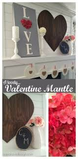 valentine home decorating ideas 32 easy valentine decor ideas