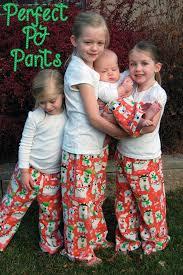 free pattern pajama pants make this perfect pj pants free kids pattern
