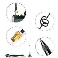 Radio S Car Antenna Adapter Nagoya Ut 108uv Sma F Uhf Vhf Magnetic Vehicle Mounted Antenna For