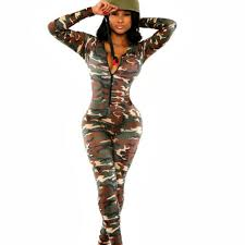 cheap jumpsuit cheap rompers for camouflage jumpsuit slim trend