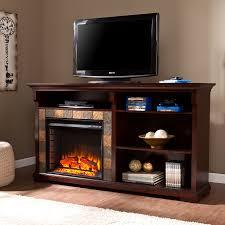gatlinburg bookshelf electric fireplace espresso