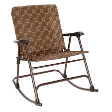 Aluminum Folding Rocker Lawn Chair by Wide Pixel Rocker Direcsource Ltd 100581 Folding Chairs