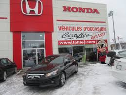 2012 honda accord ex l with navigation 2012 honda accord ex l navigation used for sale in montreal 40
