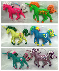 custom g1 my pony ornaments available by capnchan on