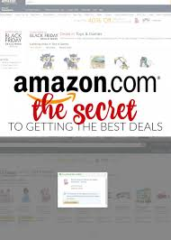 black friday cyber monday amazon amazon secret lightning deals how to get the best deals on amazon