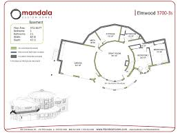 elmwood series floor plans mandala homes prefab round homes