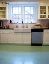 Wood Floor Kitchen by Painted Floor The Sixth Wall Floors Kitchen Kitchens And