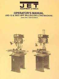 supermax ycm 1 1 2 vs milling machine operator u0026 parts manual