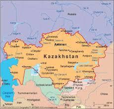 middle east map kazakhstan kazakhstan its and nature part 2 nature