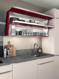 cuisine meuble haut agencement petites cuisines meubles adaptés mobalpa